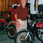 Father Of Motorcycle Research Passes On