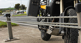 Crash Barriers – Wired Up